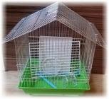 Клетка за папагал вътрешна хранилка A113