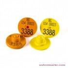 Ушни марки за официална идентификация, консумативи за фермера