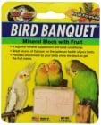Минерален блок с плодове за птици