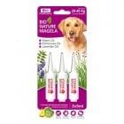 Bio-Nature spot-on за кучета - намалява падането на козината, стимулира растежа и подхранва кожата в дълбочина, 20-40 кг. 3 бр.