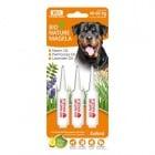 Bio-Nature spot-on за кучета - намалява падането на козината, стимулира растежа и подхранва кожата в дълбочина, 40-60 кг. 3 бр.