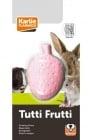 """""""Tutti Frutti"""" - Витаминно камъче за малки гризачи с вкус на ягода"""