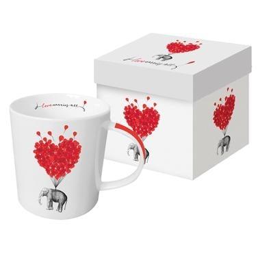 Порцеланова чаша, Love carries all