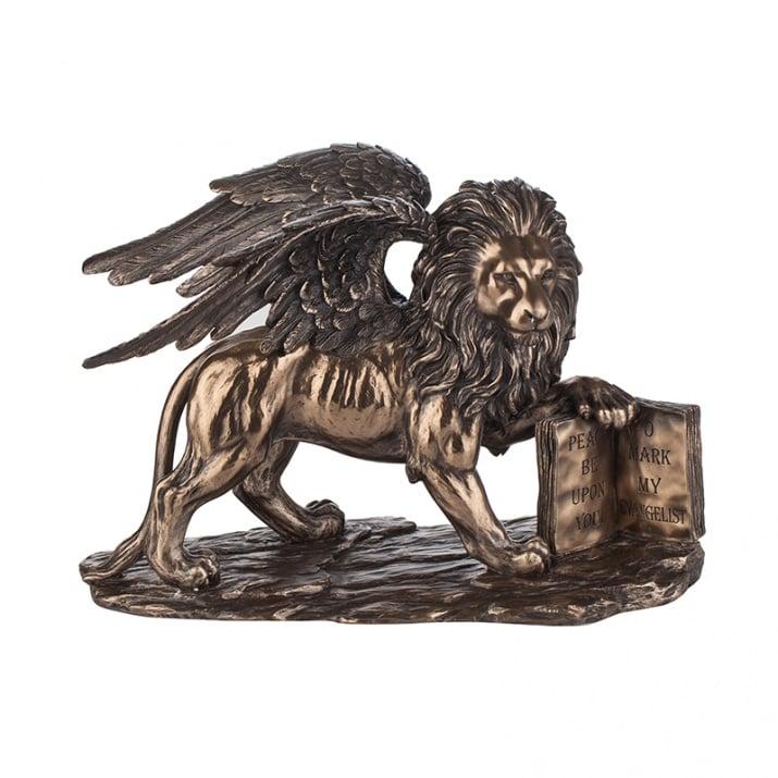 Фигура Венециански лъв - символ на Венеция