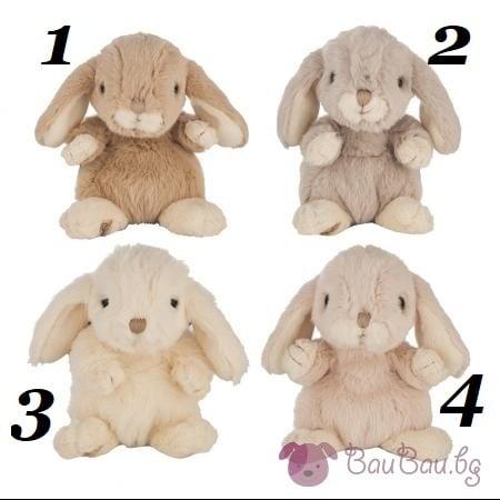 Плюшено зайче, различни видове