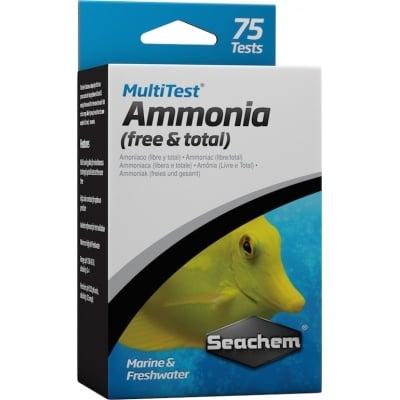 SeaChem Test Ammonia