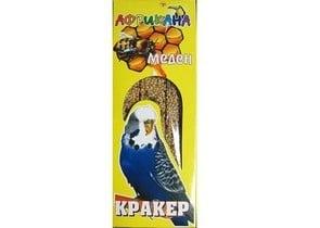 Крекер за вълнисти папагали с мед