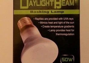 REPTILEPRO DaylightBeam Heat Basking - Осветление нагряващо - 50w; 75w; 100w