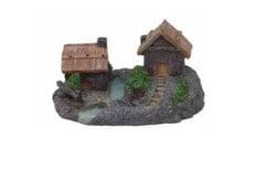 Две къщички на хълм