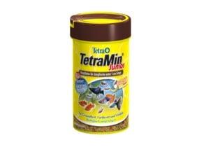 TetraMin Junior - Храна на люспи за малки рибки - 100мл.