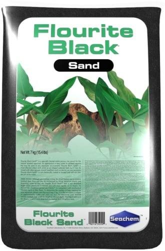 SeaChem Flourite Black Sand ™ 3.5kg