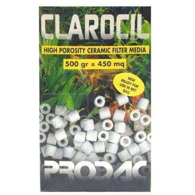PRODAC CLAROCIL - Порести керамични цилиндри 0.500kg.