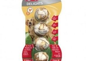 8in1 Delights -Месни дъвчащи топчета 4бр.