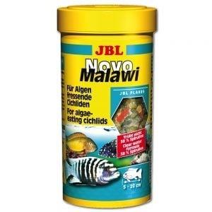JBL NovoMalawi /храна за растителноядни африкански цихлиди/-250мл
