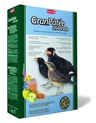 Пълноценна храна с витамини насекомоядни птици Padovan