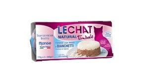 LeCHAT Natural Вкусни хапки с риба 340гр /2х170гр/ различни вкусове