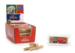 DeliSnacks Пурички с пълнеж 3бр в пакет. - различни вкусове
