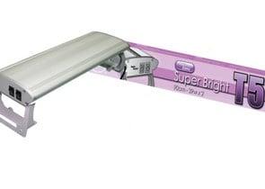 Капак с осветление Super Bright T5 (черен) - 90см./2x39W