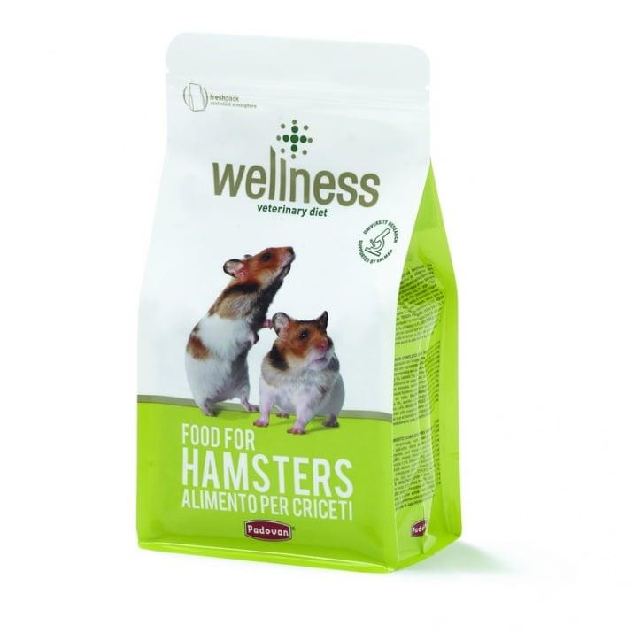 Wellness Премиум храна за хамстери 1.00 кг