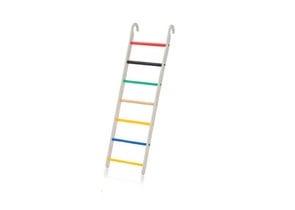 Цветна стълба за дребни папагали