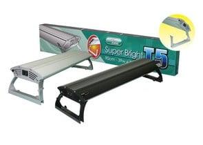 Осветление AZ SUPER BRIGHT 40 см T5-14W X2 черна
