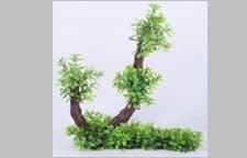 Изкуствено декоративно растение - 40см.