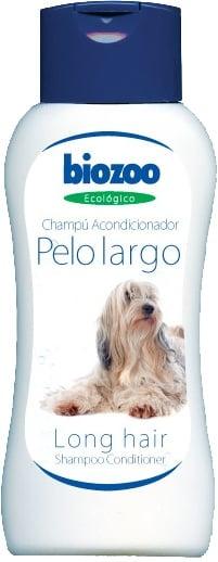 Екологично чист шампоан и балсам за кучета с дълга козина
