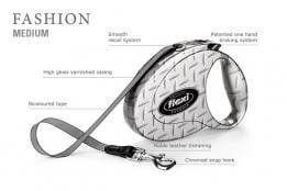 Flexi Fashion Gentlemen metal M - 5 m лента до 25 кг