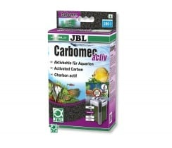 Carbomec Activ – Високоактивен въглен за сладководни аквариуми