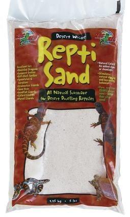 Zoo Med Repti Sand - пясък за терариум, 2.25 кг.