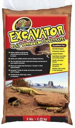 Zoo Med Excavator™ - за оформяне на тунели