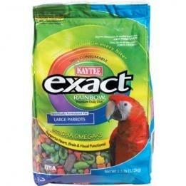 KAYTEE Exact Parrot Chunky - за големи папагали - 1,130кг; 9,100кг ; 18.15кг