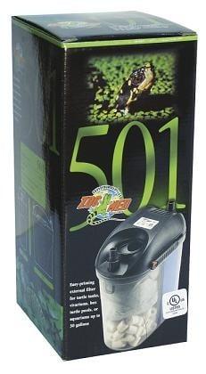 ZooMed 501 външен филтър за терариум до 110 л.