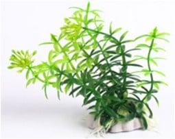 Изкуствено декоративно растение - 6см