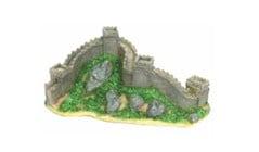 Крепостни стени на замък