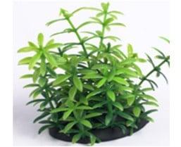 Изкуствено декоративно растение - 7см
