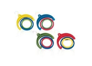 Висяща играчка с въртящо се огледалце