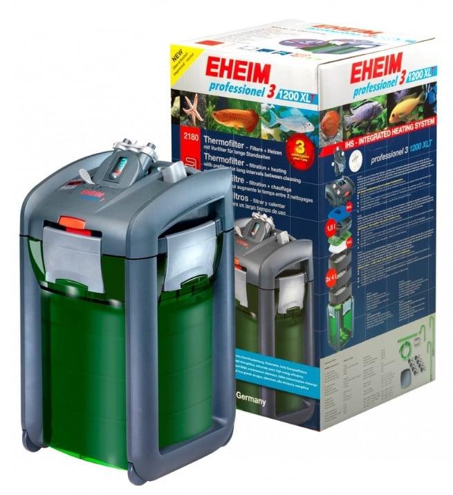 Външен филтър thermofilter professionel 3 1200 XLT с heater control БЕЗ filter media
