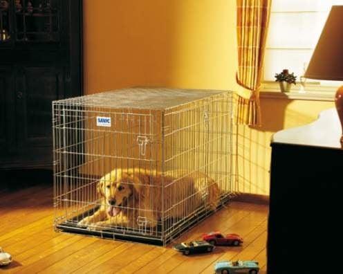 Метални cгъваеми клетки Savic Dog Residence  - различни размери