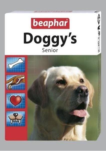 Хранителна добавка за възрастни кучета