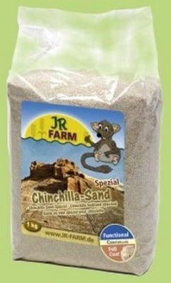 Специален пясък за чинчили