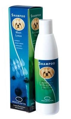 Шампоан за кучета с нежна и деликатна кожа и козина