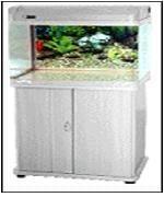 RS 60B - аквариум с капак, осветление и дънен филтър