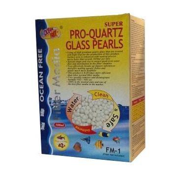 OF SUPER PRO-QUARTZ GLASS PEARLS - Порести био топчета