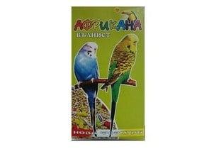 Пълноценна храна за вълнисти папагали - 500гр.