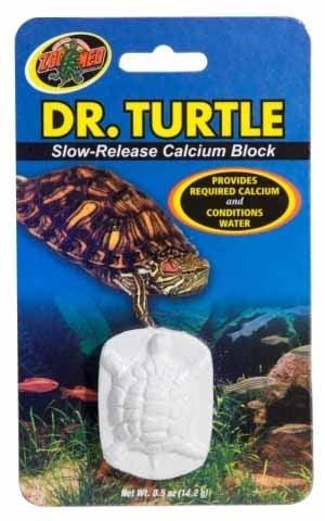 Калциево блокче за костенурки от ZooMed, САЩ