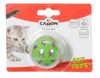 Забавни топчета за котки с звънчето