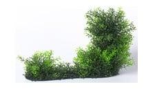 Изкуствено растение - 22см.