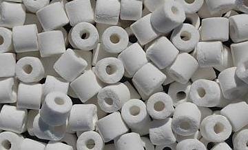 Филтърен материал Aqua Nova NCR Керамични цилиндри
