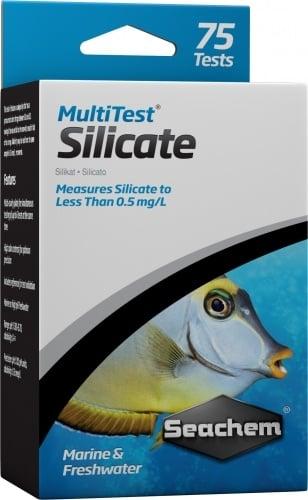 SeaChem Test Silicate